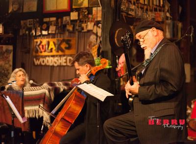 Tony Berru Photography: Sally O'Connor Concert &emdash;